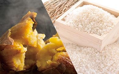 安納芋&お米セット