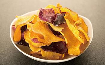 種子島産 色・味いろいろ いもチップ