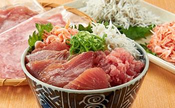 【数量限定】駿河湾海鮮丼セット