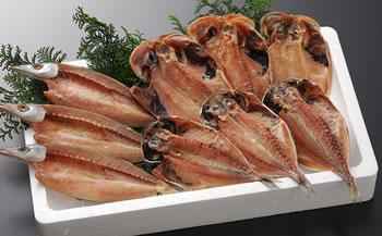 【数量限定】大漁3枚ずつセット(あじ・かます・金目)