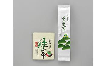 愛鷹茶ブレンドくき煎茶松・粉末緑茶