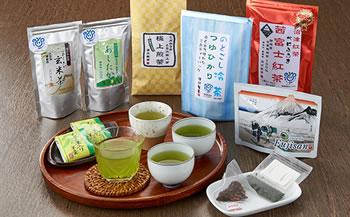 エコファーマーが茶畑からお届け 静岡茶農家お茶色々