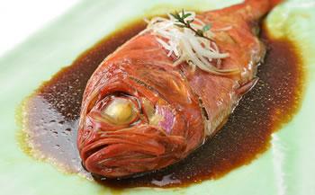 金目鯛姿煮5尾