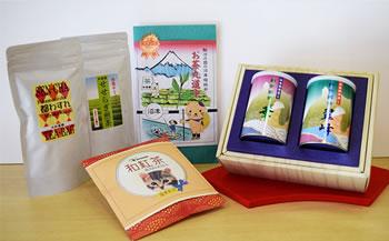 【期間限定】茶の都「静岡の恵み」ふるさと銘茶セット