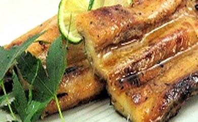 尾道お魚市場の穴子の蒲焼