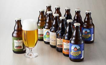 岩手の地ビール「ベアレンビール飲み比べ12本セット」
