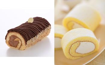 生しょこらモンブラン&豆乳ダイエットロールセット