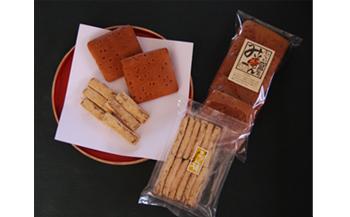 金田一製菓 きなこん棒、みそパンセット