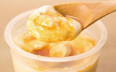 北海道上川町産の牛乳をたっぷり使用「ベレル」手作りしっとりPudding12個セット